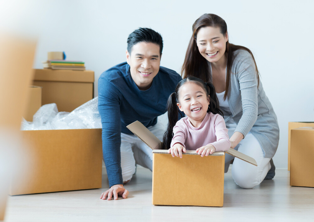 5 Ways to Make Moving Easier for You and Your Kids